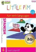 Spanish Little Pim: I Can Count (Disc 6) (DVD)