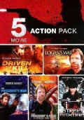 5-Movie Action Pack: Vol. 5