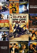 10-Movie Man Cave Action/Martial Arts Pack (DVD)