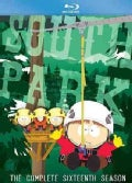 South Park: The Complete Sixteenth Season (Blu-ray Disc)