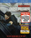 Mission: Impossible Ghost Protocol (Blu-ray/DVD)