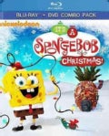 Spongebob Squarepants: It's A Spongebob Christmas! (Blu-ray/DVD)