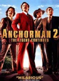 Anchorman 2: The Legend Continues (DVD)