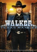 Walker, Texas Ranger: The Sixth Season (DVD)