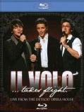 Il Volo Takes Flight: Live From The Detroit Opera House (Blu-ray Disc)