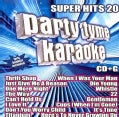 Various - Party Tyme Karaoke: Super Hits 20