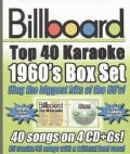 Various - Billboard 1960&#39;s Top 40 Karaoke Box Set