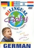 Bilingual Baby: Teach Baby German (DVD)