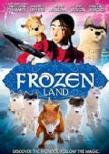 Frozen Land (aka The Legend of Sarila) (DVD)
