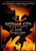 The Dark Knight Serials: Batman/Batman & Robin (DVD)