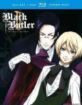 Black Butler: Complete Second Season (Blu-ray/DVD)