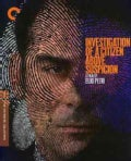 Investigation of a Citizen Above Suspicion - Criterion Collection (Blu-ray/DVD)