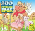 Various - 100 Favorite Nursery Rhymes
