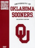Oklahoma Sooners Greatest Games Collector&#39;s Edition (DVD)