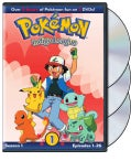 Pokemon: Indigo League- Season 1 Part 1 (DVD)