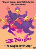 3 Ninjas (DVD)
