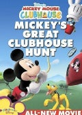 Mickey Mouse Clubhouse: Mickey's Great Clubhouse Hunt (DVD)