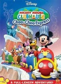 Mickey Mouse Clubhouse: Mickey's Choo Choo Express (DVD)