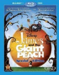 James And The Giant Peach (Special Edition) (Blu-ray/DVD)