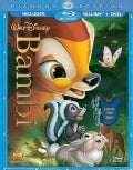 Bambi: Diamond Edition (Blu-ray/DVD)