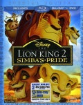 The Lion King 2: Simba&#39;s Pride (Special Edition) (Blu-ray Disc)