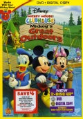 Mickey Mouse Clubhouse: Mickey's Great Outdoors (DVD/Digital Copy) (DVD)