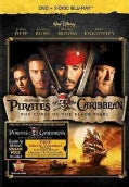 Pirates Of the Caribbean: The Curse Of The Black Pearl (Blu-ray/DVD)