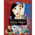 Mulan/Mulan II (Blu-ray/DVD)