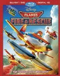 Planes: Fire And Rescue (Blu-ray/DVD)