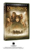 Lord of the Rings:Fellowship of Ring (DVD)