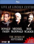 Dukes Of September Live (Blu-ray Disc)