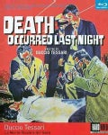 Death Occurred Last Night (Blu-ray Disc)