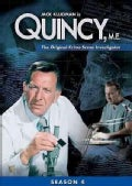 Quincy, M.E.: Season 4 (DVD)