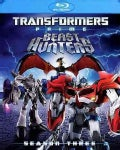 Transformers Prime: Season 3 (Blu-ray Disc)