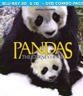 Pandas: The Journey Home 3D (Blu-ray/DVD)