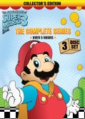 Super Mario Brothers Super Show Vol. 3 (DVD)
