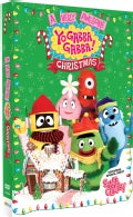 A Very Awesome Yo Gabba Gabba! Christmas (DVD)