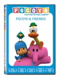 Pocoyo: Pocoyo And Friends (DVD)