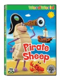 WordWorld: Pirate Sheep (DVD)