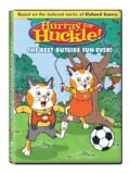 Hurray For Huckle: The Best Outside Fun Ever (DVD)