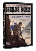 Sherlock Holmes: The Archive Collection Vol. 2 (DVD)