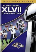 Super Bowl XLVII Champions (DVD)