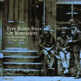 Blind Boys Of Mississippi - Blind Boys Of Mississippi: In The Hands Of The Lord