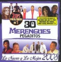 Various - 30 Merengues Pegaditos- Lo Nuevo Y Lo Mejor 2008