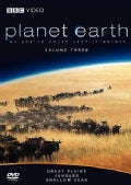 Planet Earth Volume 3: Great Plains/Jungles/Shallow Seas (DVD)