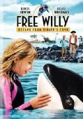 Free Willy: Escape From Pirate's Cove (DVD)