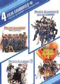 4 Film Favorites: Police Academy 1-4 (DVD)