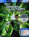 Green Lantern: Emerald Knights (Blu-ray Disc)