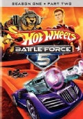 Hot Wheels Battle Force 5: Season 1 Part 2 (DVD)