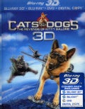 Cats &amp; Dogs: The Revenge Of Kitty Galore 3D (Blu-ray Disc)